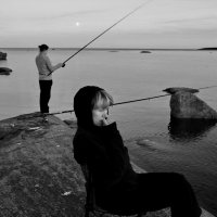 Пока мужей нет дома... :: Виктор Истомин