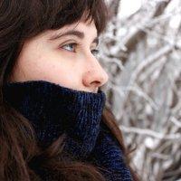 Прохладно... :: Виктория Браун