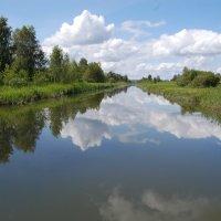 Канал Вилейско - Минской водной системы :: Михаил Шивцов