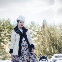 боярыня :: Алеся Корнеевец