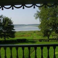 Вид с беседки-грота Петровского парка :: Виктор Мухин