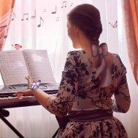 Автопортрет :) :: Анастасия Белякова