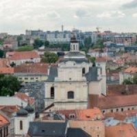 Панорама Вильнюса :: MVMarina