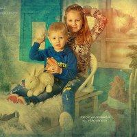 детство-это наша сказка! :: Екатерина Беникаускене