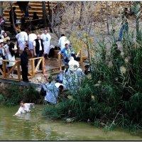 Крещение на Иордане. :: Leonid Korenfeld