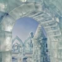 Царство Снежной Королевы :: Дмитрий