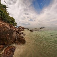 акварель андаманского моря :: Дамир Белоколенко