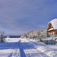 На  краю  деревни. :: Валера39 Василевский.