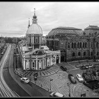 Пантелеймоновская церковь :: Tajmer Aleksandr