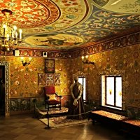 Престольная царицына палата :: Елена Павлова (Смолова)