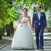 Свадебная прогулка :: Максим Ванеев