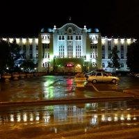 Ночное отражение :: Галина Чепиль