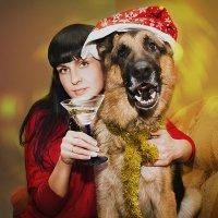 С Новым Годом! :: Василий Андреев