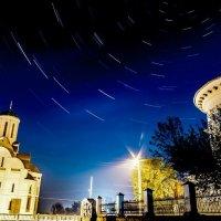 Ночная Белая Церковь :: Сергей Мельниченко