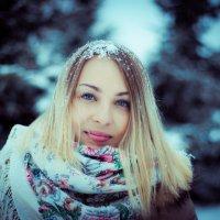 Winter character :: Анастасия Аникеенко
