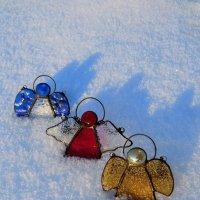 Святочные ангелы - фото3 :: Владимир Павлов