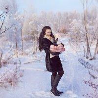Рождественский кролик :: Светлана Никотина