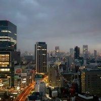 Ночной Токио :: Tatiana Belyatskaya