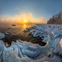 Узоры на льду. :: Фёдор. Лашков