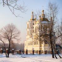Спасо-Преображенский Собор... :: Кирилл Богомазов