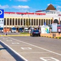 ЖД вокзал в Казани :: Хафиз Сабиров