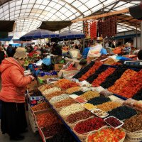 Верхний рынок :: Леонид Сергиенко