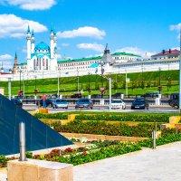 Казанский  кремль :: Хафиз Сабиров