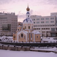 Церковь Гавриила Архангела при Белгородском государственном университете :: Владимир Марков