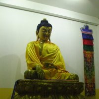Статуя Будды Шакъямуни :: Виктор Мухин