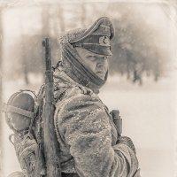 Зима на Восточном фронте :: Dima Rann