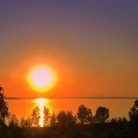 Перед закатом . :: Мила Бовкун