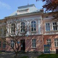 Административное  здание  в  Дрогобыче :: Андрей  Васильевич Коляскин