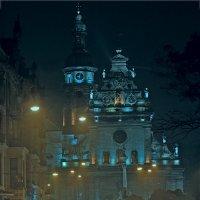 Туманный вечер :: john dow