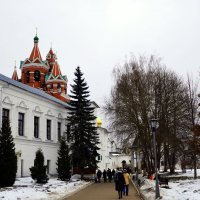 Саввино- Сторожевский монастырь. Звенигород :: Владимир Болдырев
