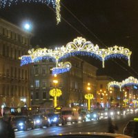Новогодье :: Самохвалова Зинаида