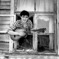 Общага. 1965 год. :: Валентин Кузьмин