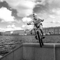 Прыжок :: Евгений Лебедь