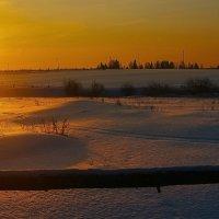 Солнышко встаёт, радостный день нам несёт :: Владимир Максимов