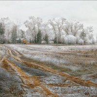 По дороге в деревню... :: Александр Никитинский