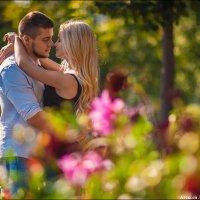 Надя и Женя :) :: Алексей Латыш