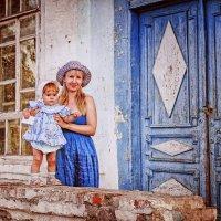 Прогулка с дочкой :: Татьяна Михайлова