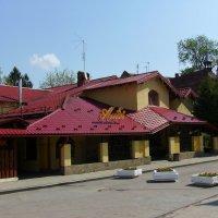 "Ресторан  ""Алиби""  в  Дрогобыче :: Андрей  Васильевич Коляскин"