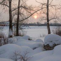Угасал зимний день :: Любовь Потеряхина