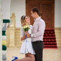 Свадьба :: Полина Филиппова