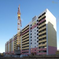 массовое строительство... :: Юрий Ефимов