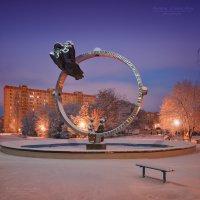 С добрым утром Волгодонск :: Антон Сологубов