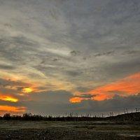 Полночь полярным днем... :: Витас Бенета