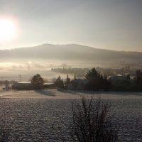 Зима в Баварии :: Эдвард Фогель