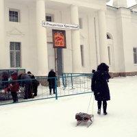 За водой :: Елена Федотова