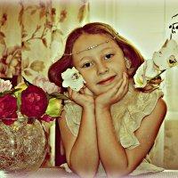 Виктория... :: Ирина Жеребятьева